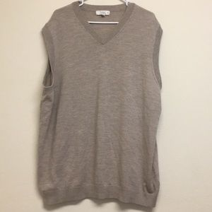 Men's Turnbury 3XT Sweater Vest Made From Wool